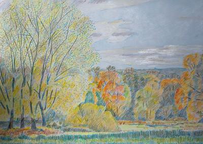 Autumn West Berkshire - Landscapes - Richard Pelham