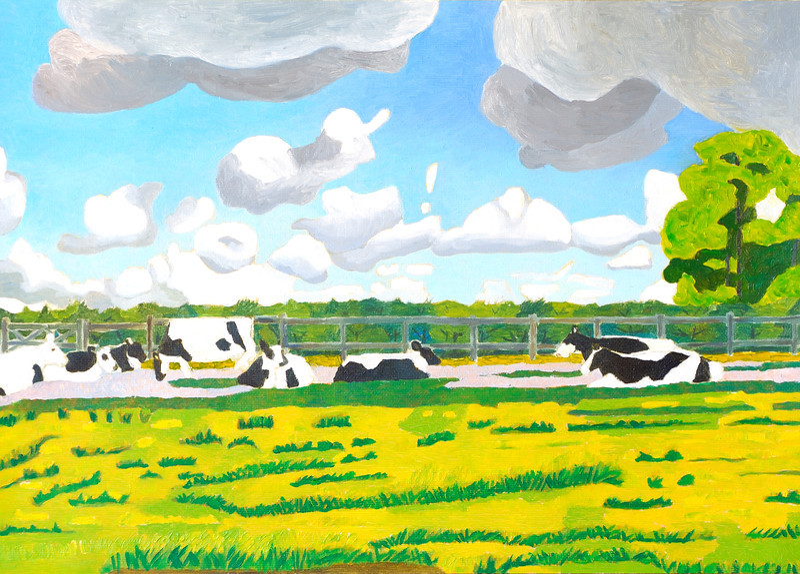 Wiltshire Landscape 9