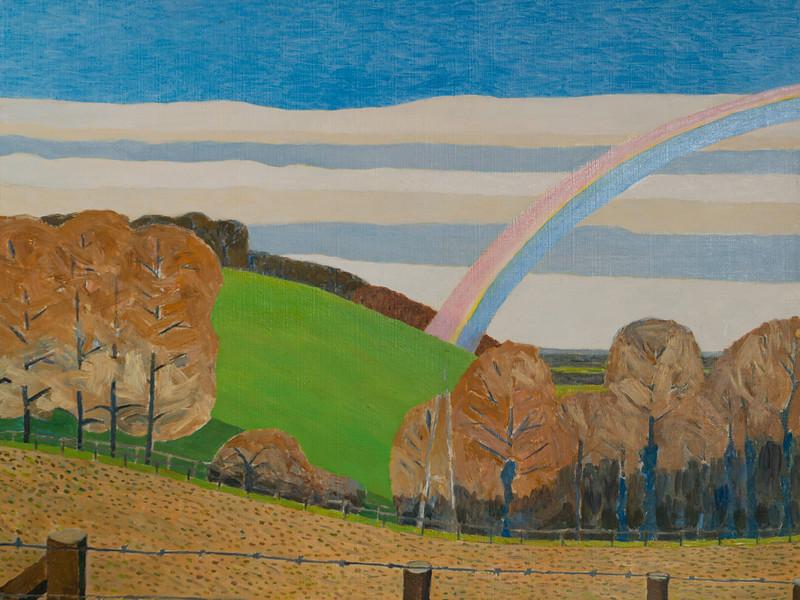 Autumn - Rainbow -  Richard Pelham Landscapes