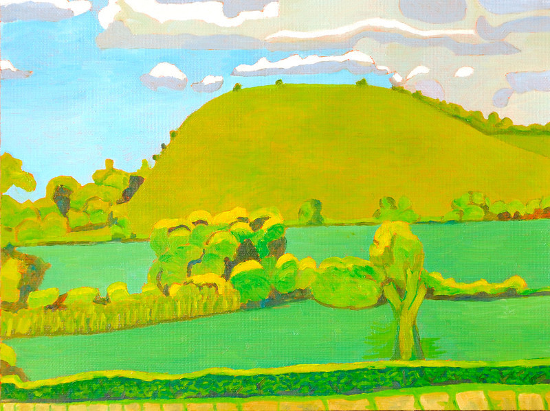 Wiltshire Landscape 8