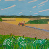 Autumn -  Harrowing -  Richard Pelham Landscapes