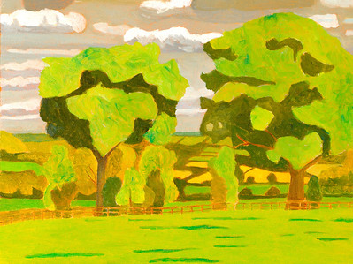 Wiltshire Landscape 2