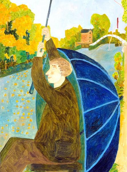 Newbury People - The Fisherman