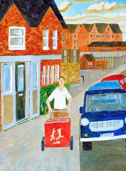 Newbury People - The Postman