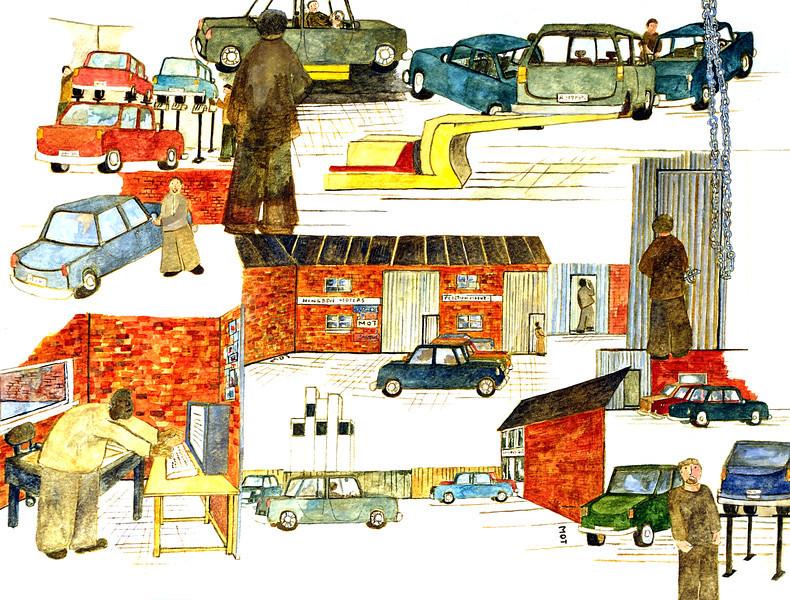 Hinkson's Garage