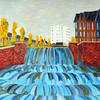 Waterfall - Greenham Mill