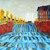 Waterfall - Greenham Mill