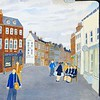 Newbury Townscape - Showing off the New School Uniform - Bartholomew Street