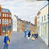 Newbury Townscape - Showing off the New School Uniform - Bartholomew Street