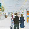 Newbury Scapes -Sainsburys by Richard Pelham