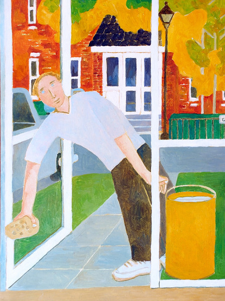 Newbury People - The Window cleaner