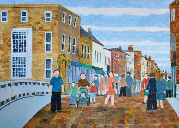 On the Bridge - Northbrook Street