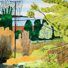 Richard Pelham Newbury Scapes - Kennet Mill Race - Spring