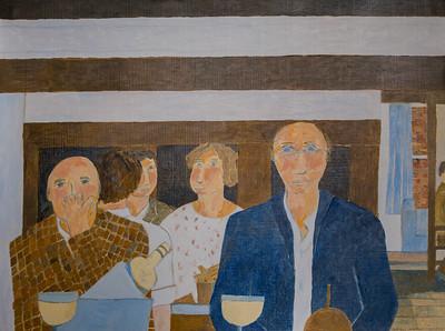 Birthday Meal - Uncertainty - Richard Pelham