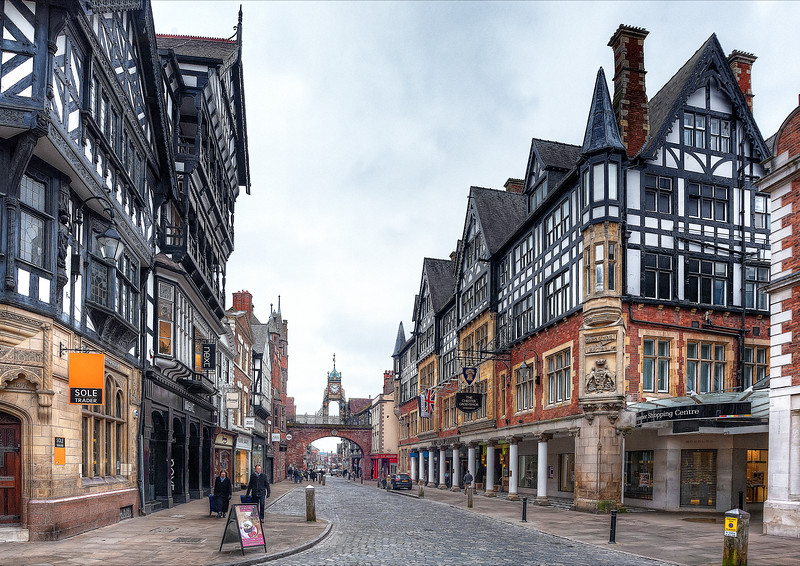 Sunday Morning In Chester