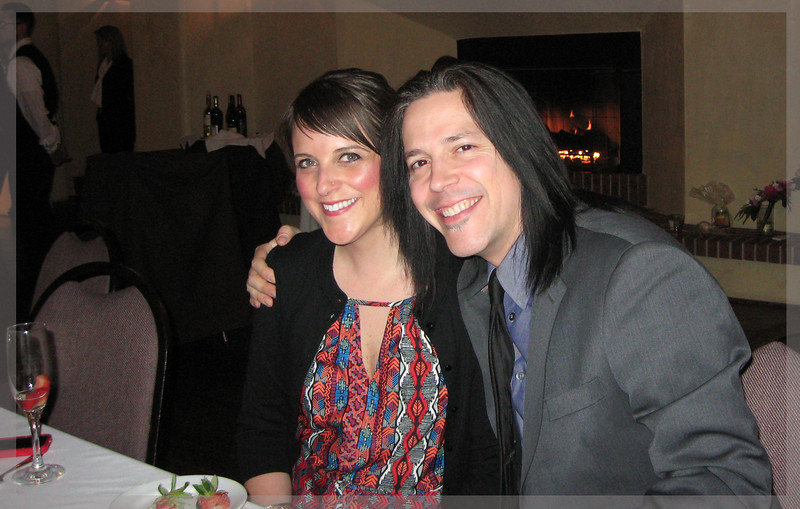Jon and Ashley