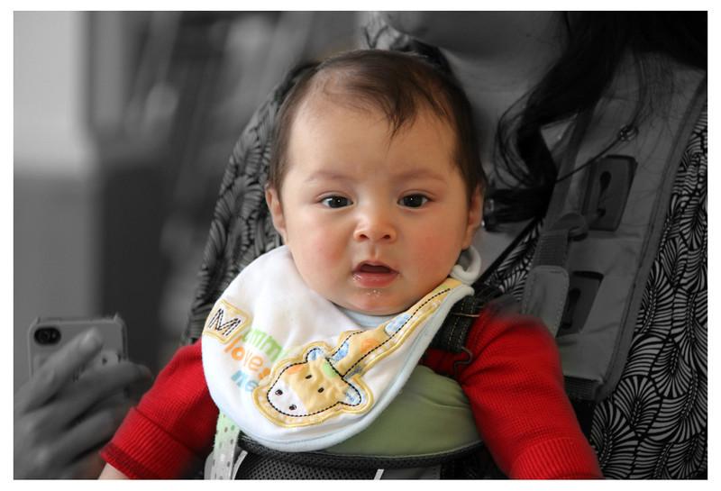 Baby Wyatt Stanton
