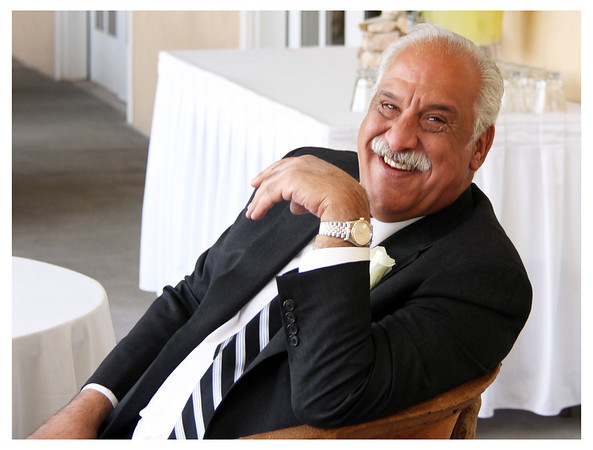 The best man: Dr. Joseph Terrasi