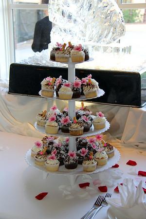 Cupcakes from Gold Rush Albuquerque