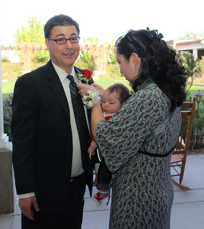 Here gramps, let me show you... with Kristi Tanaka Stanton and Wyatt