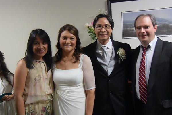 Richard and Carol's Wedding