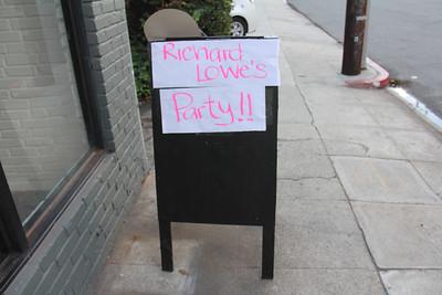 Richard's 54th Birthday Hafla