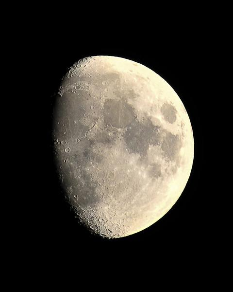 The moon, as I see it