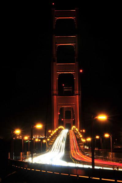 Golden Gate Midnight Escape.