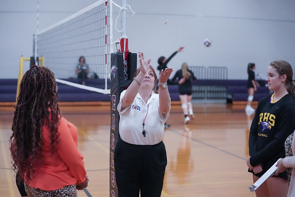 Richardson High School Freshman Volleyball