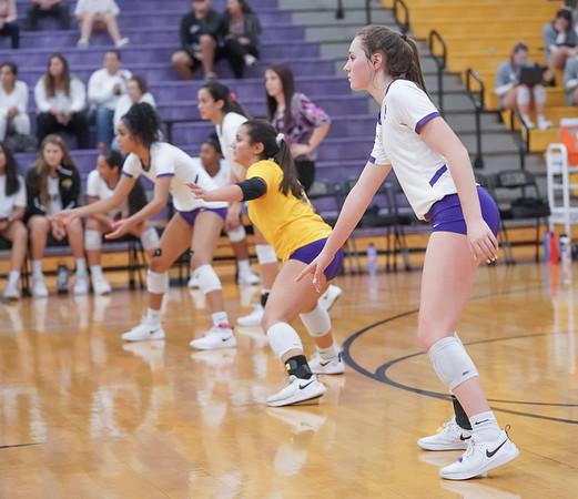 Richardson High School Volleyball 10-15-2019
