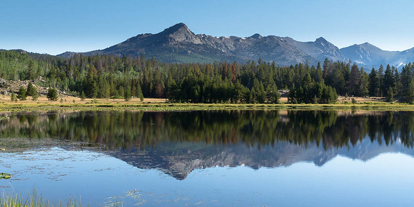 Every landscape photographer has to have a mountain reflecting into a lake. This is mine. Big Sandy Fishing lodge founded in 1929. No electricity, no cell service, and a gateway to the Wind River Range.