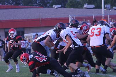 Richland Center @ Iowa-Grant Football 8-18-17