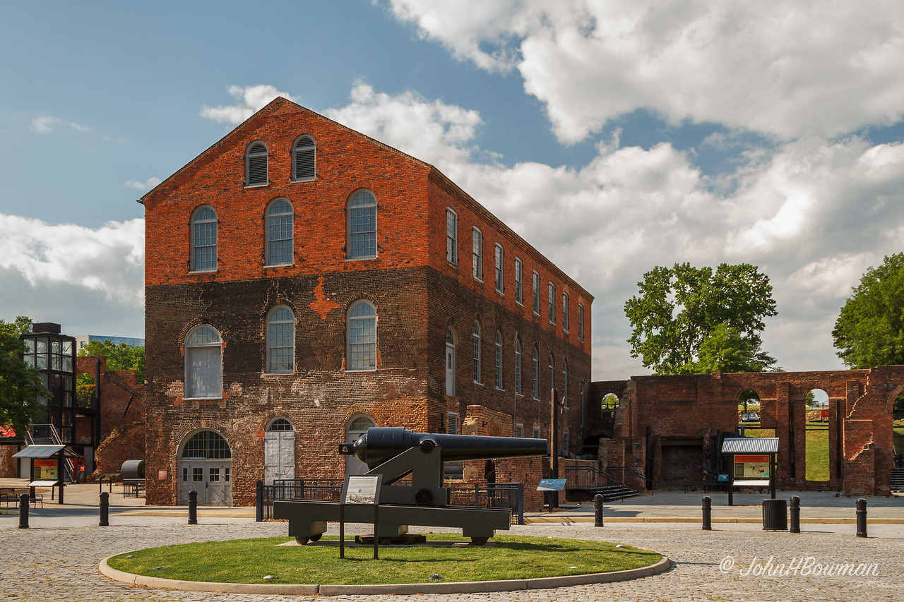 Historic Tredegar Iron Works