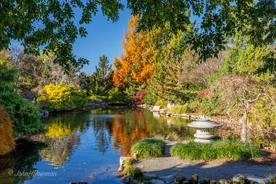 Asian Valley - Upper Pond