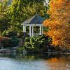 Gazebo, Lucy Payne Minor Garden & Sydnor Lake