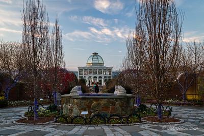 2011-12 Dominion GardenFest of Lights, Lewis Ginter Botanical Garden