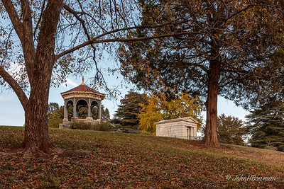 Gazebo & Mausoleum - Rest & Recreation (or vice versa)