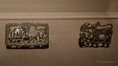 Bronze Animal Plaques