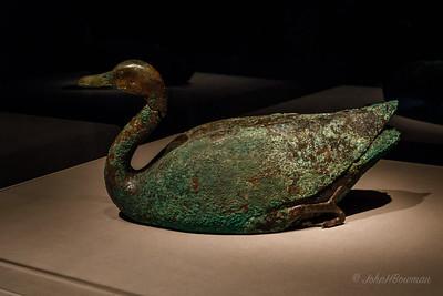 Bronze Goose