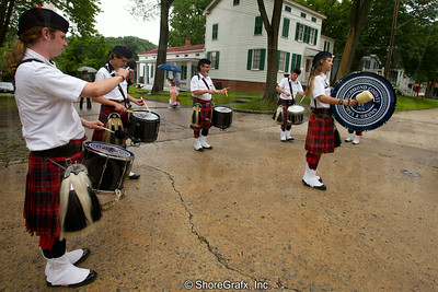 Playing in Historic Richmond Town