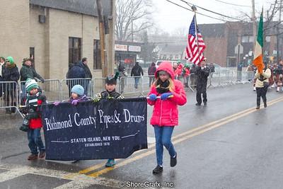St. Patrick's Day Parade Staten Island 2015