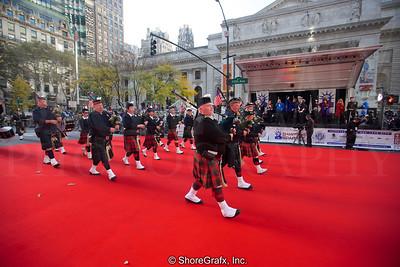 Veterans Day Parade NYC 2014