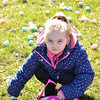 Local families celebrated Easter early during the Richmond Parks and Recreation Department's 22nd annual Easter Egg Scramble at Beebe Street Park on April 8. (Photos by Meg LeDuc)