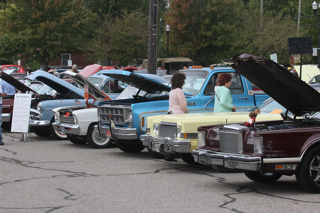 . The 2019 Richmond Good Old Days Festival, which ran Sept. 5 to 8, included a slew of activities and events, including games, rides, a car show, parade and more. (Photos by Dave Angell)