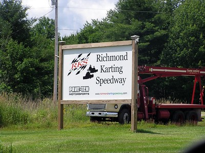The Richmond Karting Speedway will be track #1,455.
