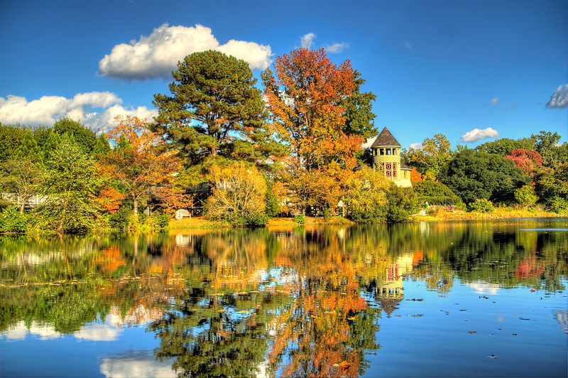 Lewis Ginter Lake