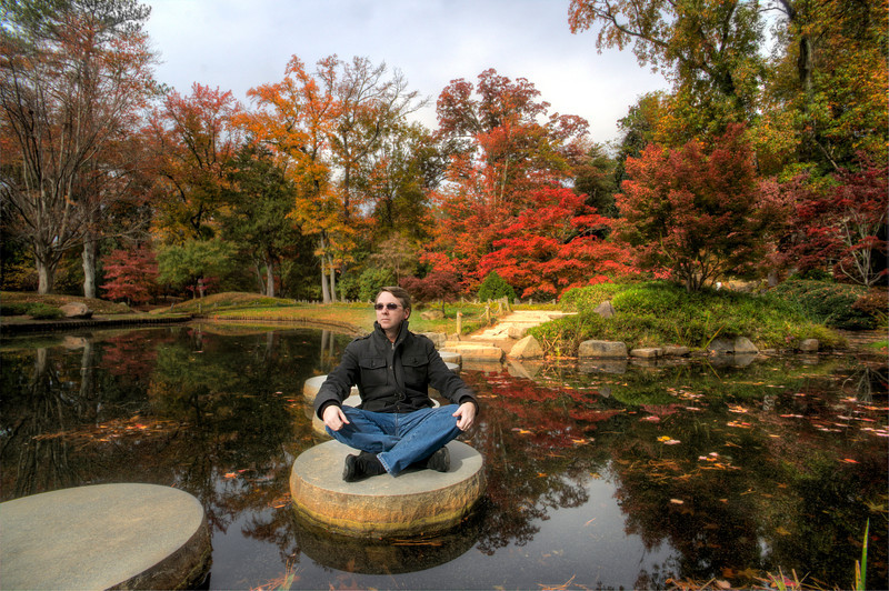 Zen in the Japanese Garden