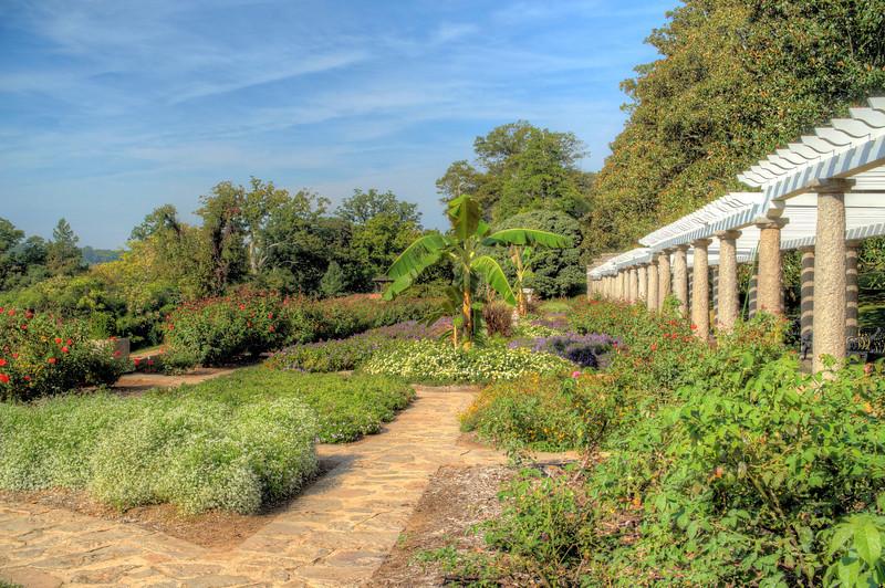Italian Garden West View
