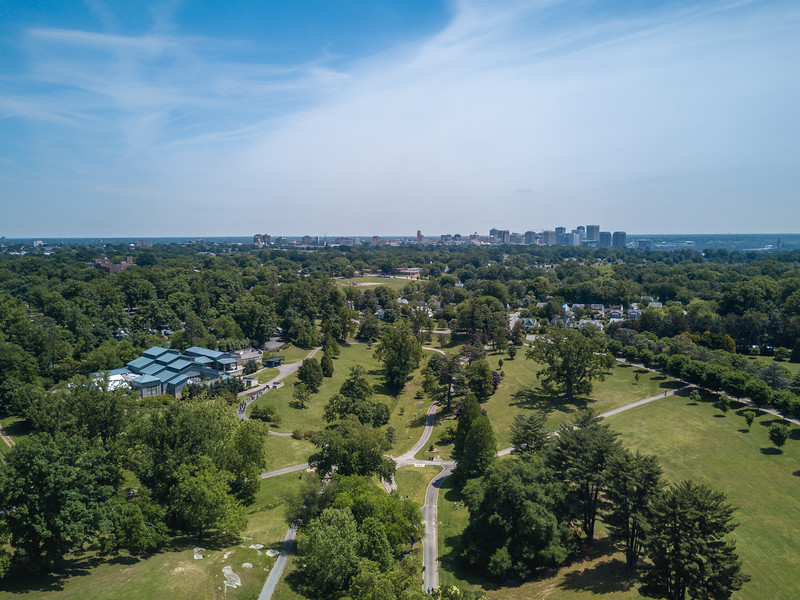 Maymont Nature Center to Downtown