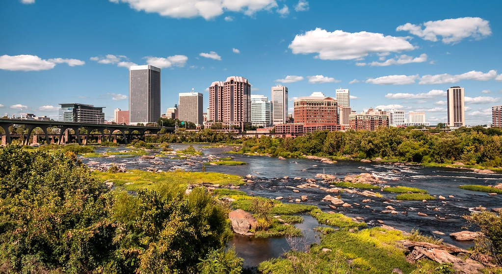 Richmond Virginia - River City